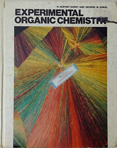 9780070183933: Experimental Organic Chemistry (McGraw-Hill Series in Chemistry)
