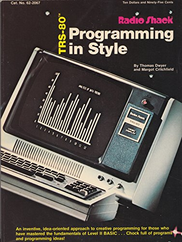 9780070184923: Programming in Style