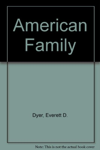 9780070185401: The American Family: Variety and Change