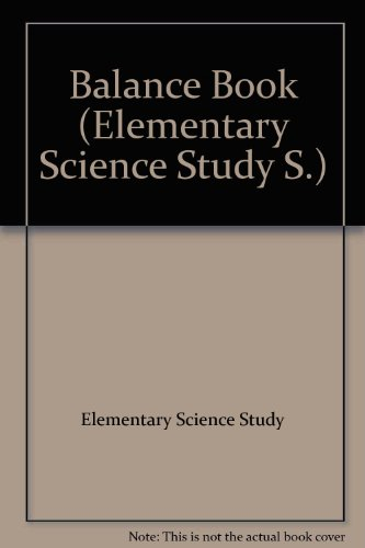 9780070185753: Balance Book (Elementary Science Study S.)