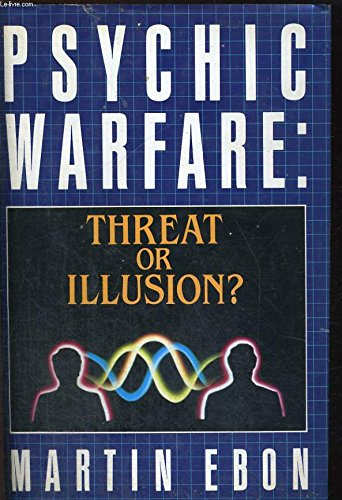 9780070188600: Psychic warfare: Threat or illusion?