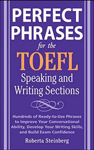 9780070189201: Perfect Phrases 4 The Toefl