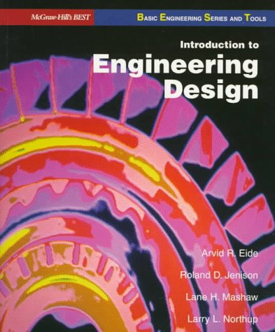 9780070189225: Introduction to Engineering Design (B.E.S.T. Series)