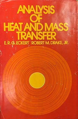 9780070189256: Analysis of Heat and Mass Transfer