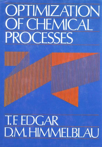 9780070189911: Optimization of Chemical Processes (Mcgraw Hill Chemical Engineering Series)