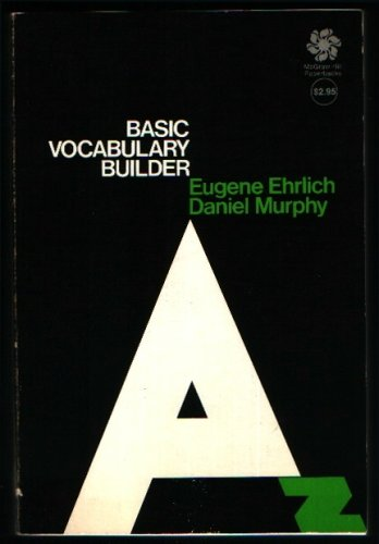 9780070191051: Basic Vocabulary Builder (McGraw-Hill paperbacks)