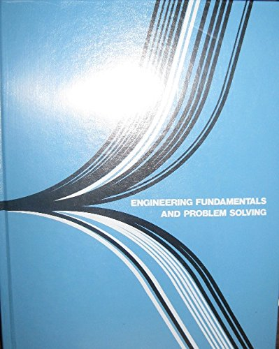 9780070191235: Engineering Fundamentals and Problem Solving