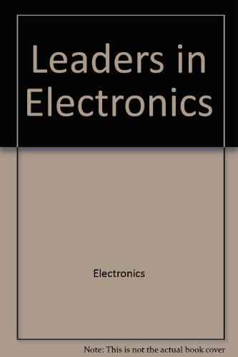 9780070191495: Leaders in Electronics