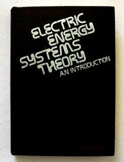 9780070191686: Electric Energy Systems Theory