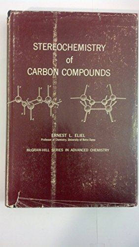 9780070191778: Stereochemistry of Carbon Compounds (Advanced Chemistry)