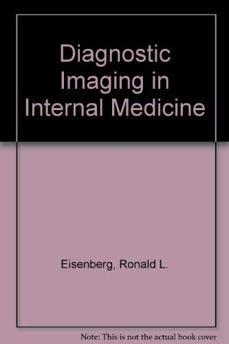 9780070192621: Diagnostic Imaging in Internal Medicine