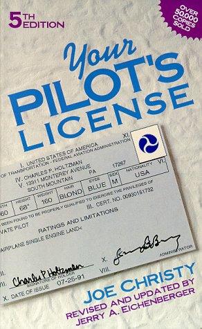 9780070192812: Your Pilot's License