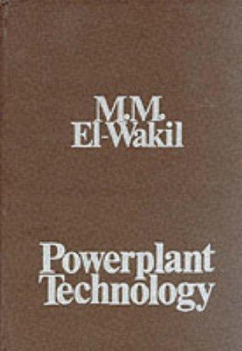 9780070192881: Power Plant Technology