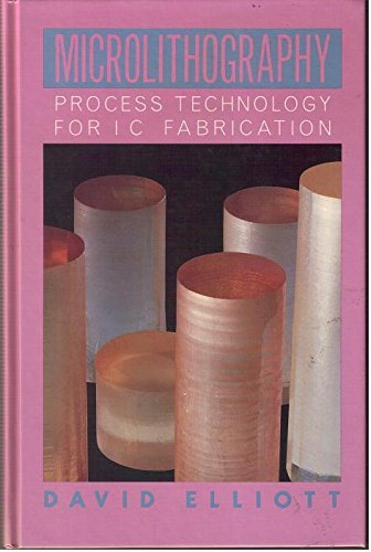 9780070193048: Microlithography: Process Technology for Ic Fabrication