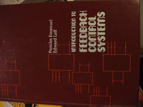 9780070193109: Introduction To Feedback Control Systems