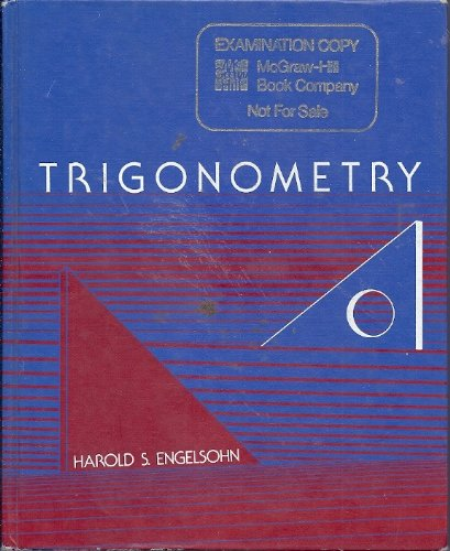9780070194199: Trigonometry: A Complete and Concrete Approach