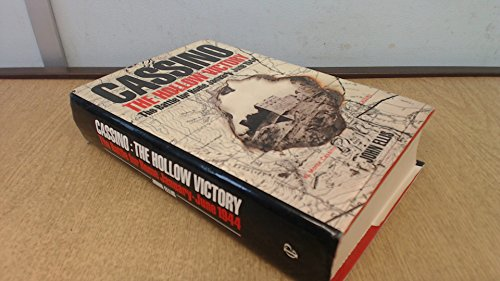 9780070194274: Cassino, The Hollow Victory: The Battle for Rome, January-June 1944
