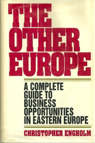 9780070194342: The Other Europe: A Complete Guide to Business Opportunities in Eastern Europe