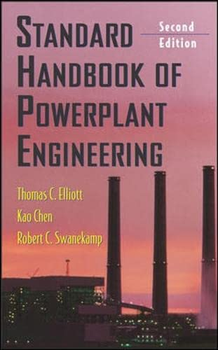 9780070194359: Standard Handbook of Powerplant Engineering