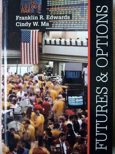 9780070194410: Futures and Options (Mcgraw-Hill Series in Finance)