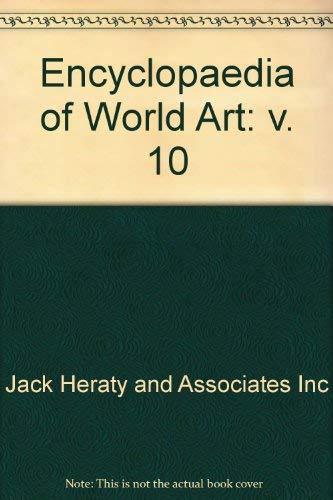 Encyclopedia of World Art, Enciclopedia Universale Dell'arte, 15 Volumes: Pallottino, Massimo,...