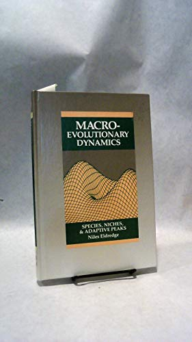 9780070194748: MacRo Evolutionary Dynamics: Species, Niches, and Adaptive Peaks