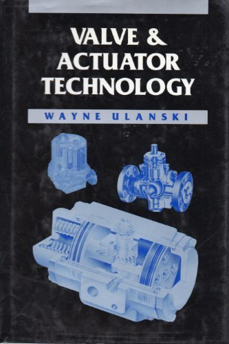 9780070194779: Valve and Actuator Technology