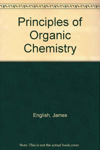 9780070195202: Principles of Organic Chemistry