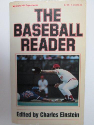9780070195325: The Baseball reader: Favorites from the Fireside books of baseball