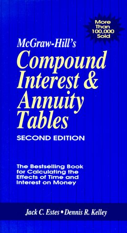 9780070196865: McGraw-Hill's Compound Interest Annuity Tables