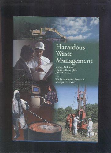 9780070197176: Hazardous Waste Management