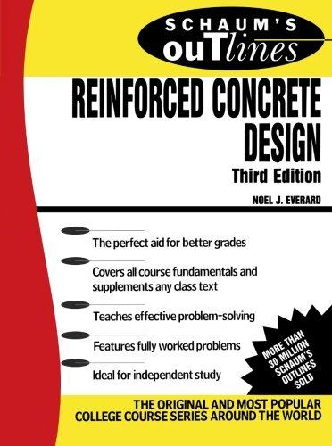 9780070197725: Schaum's Outline of Reinforced Concrete Design