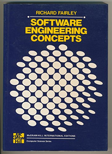 9780070199026: Software Engineering Concepts (Mcgraw-Hill Series in Software Engineering and Technology)