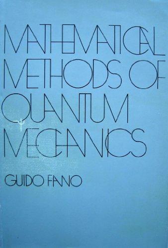 9780070199248: Mathematical Methods for Quantum Mechanics