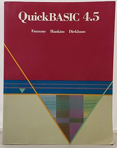 9780070199828: QuickBASIC 4.5