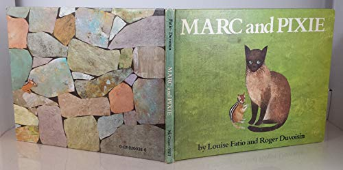 9780070200388: Marc and Pixie, and the walls in Mrs. Jones's garden
