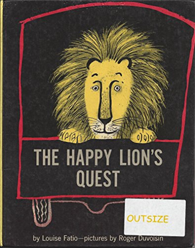 9780070200548: The Happy Lion's Quest