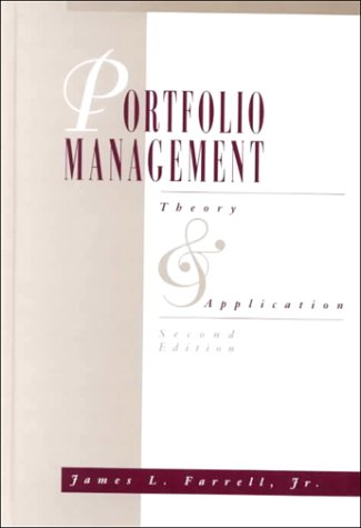 9780070200821: Portfolio Management: Theory and Applications