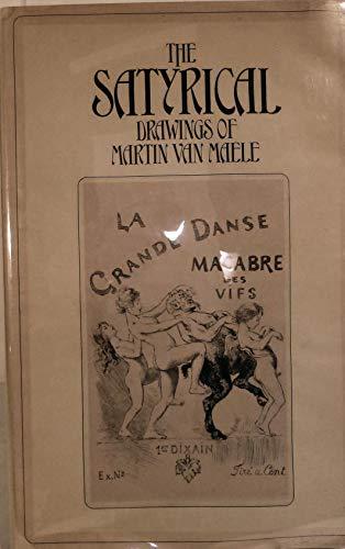 9780070202023: THE SATYRICAL DRAWINGS OF MARTIN VAN MAELE.