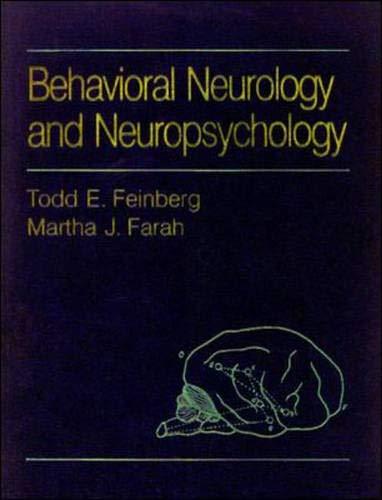 9780070203617: Behavioral Neurology and Neuropsychology