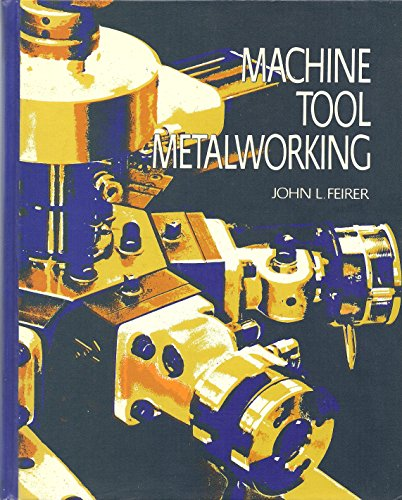 9780070203693: Machine Tool Metalworking