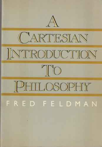 9780070203839: A Cartesian Introduction to Philosophy