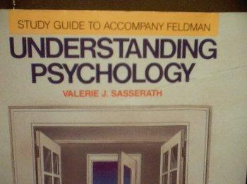 9780070204041: Understanding Psychology: Study Guide To Accompany Feldman