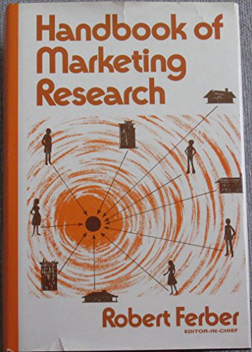 9780070204621: Handbook of Marketing Research