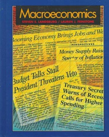 9780070204966: Macroeconomics