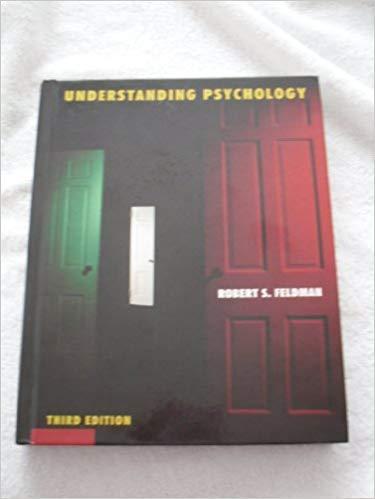 9780070205314: Understanding Psychology