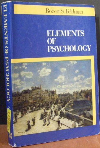 9780070205628: Elements of psychology