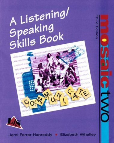 9780070206366: Mosaic: Listening/Speaking Skills Book Stage II