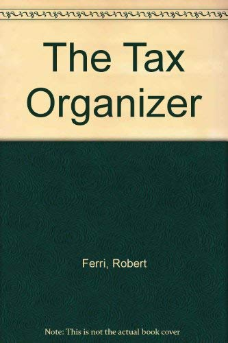 9780070206410: The Tax Organizer