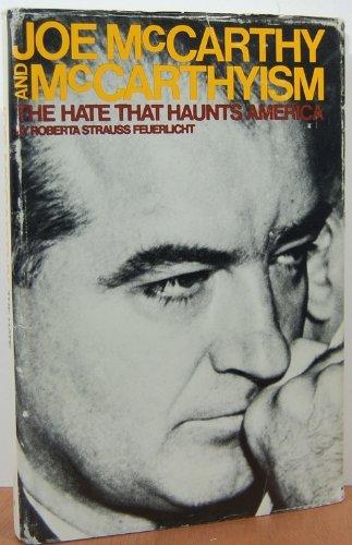 9780070206441: Joe McCarthy and McCarthyism: the Hate That Haunts America